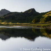 Reflection at Blea Tarn