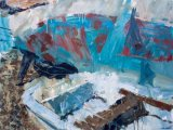 Polingey Creek Bumble B. 3 98x78 inc frame. £750