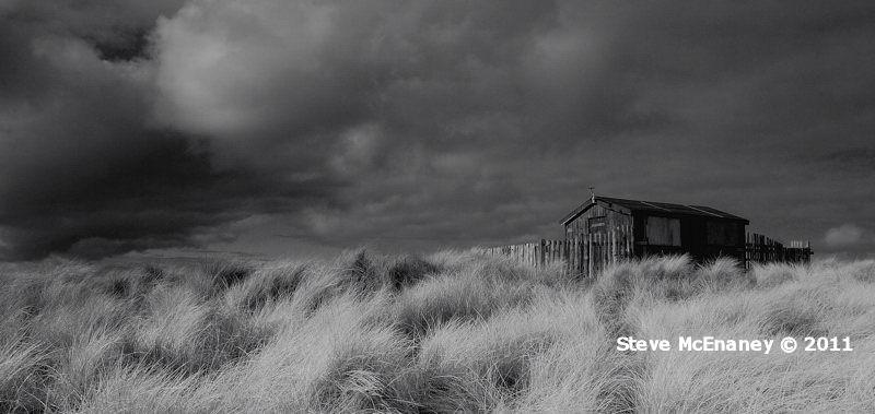 Warden's Hut in the Dunes