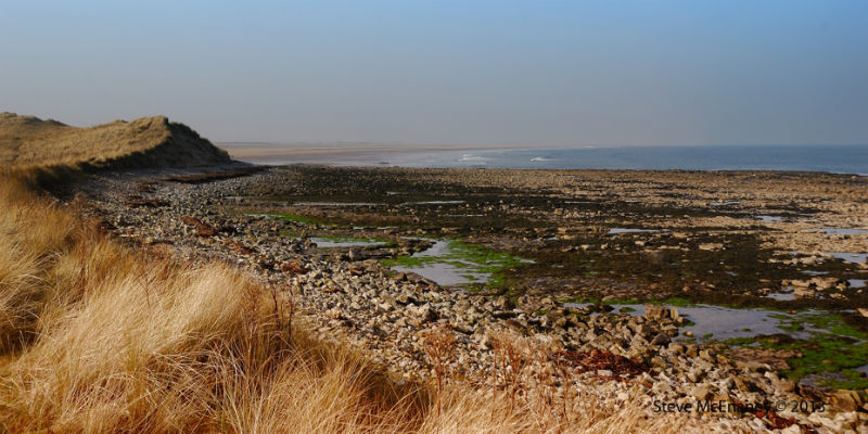 Holy Island, North Beach 01