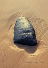 Dolerite Rock at Low Tide