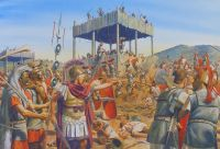 Antony at the First Battle of Philippi