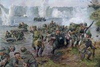 The Terek River, 2 Sept. 1942