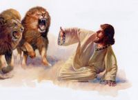 Daniel and lionds
