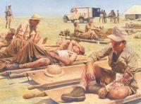 Advanced Dressing Station, Libyan Desert 1942