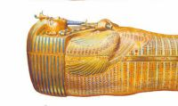 Egyptian coffins