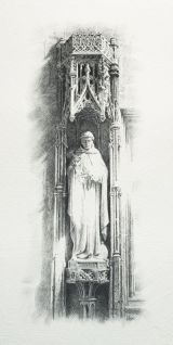 Gerald of Wales, St. Davids Cathedral