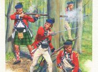 42nd Highland Regiment, 1783