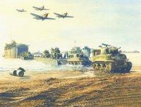 Operation Husky: Sicily, July 1943