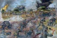 Bagramyan's breakthrough, Kursk, 13 July 1943