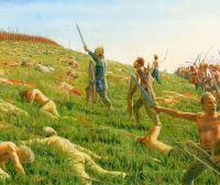The Destruction of Crixus, The Slave War 72 BC