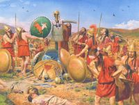 After the Battle of Mantineia, 418 BC