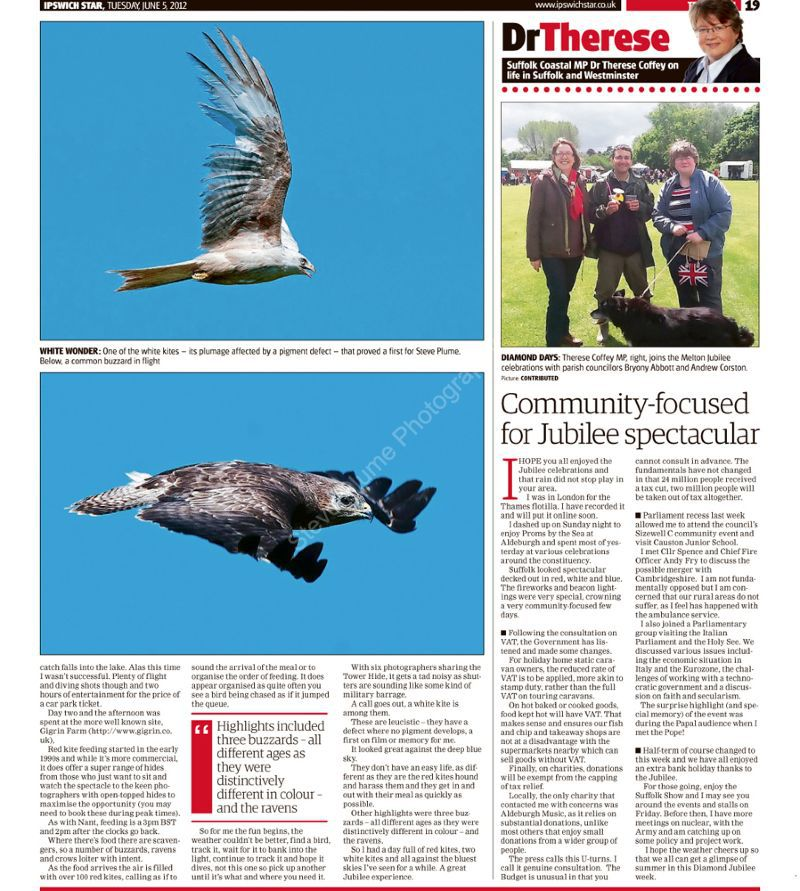Steve Plume 5 June 2012 page 2