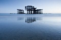 West Pier Blue