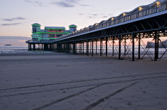 Weston's Grand Pier