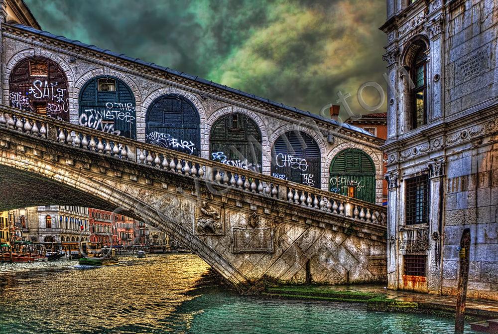 Graffiti Italian Style