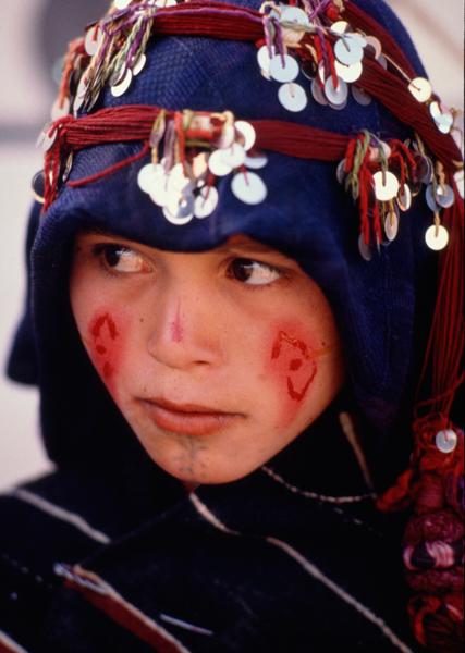 Ait Haddidou Berber Morocco