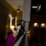 BRIDE RIAD NOIR IVOIRE MARRAKECH