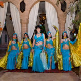 Belly dancers Morocco
