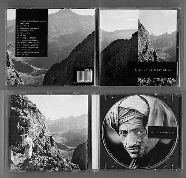 Bliss Music CD