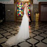 Bride Marrakech wedding dress