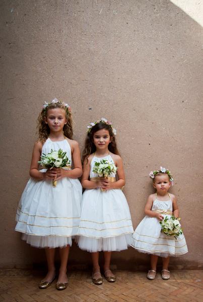 Bridesmaids Morocco