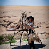 Fashion bags desert