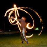Fire eater Marrakesh wedding