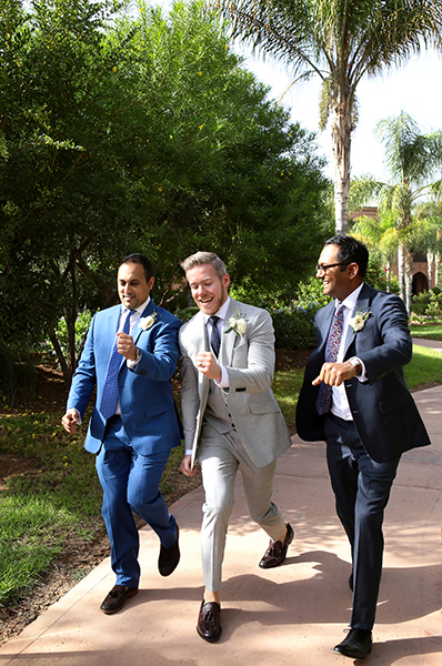 GROOM AND FRIENDS MARRAKESH