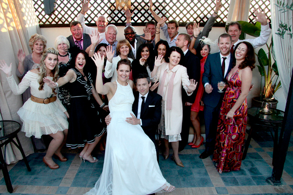 GROUP PICTURE MARRAKECH