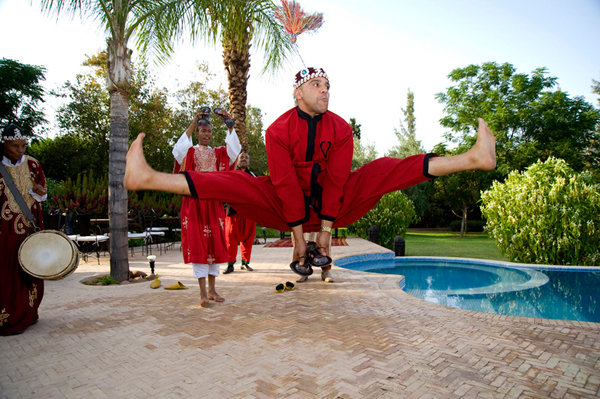 Gnaoua Musicians Marrakesh