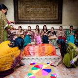 Hindu wedding Marrakesh