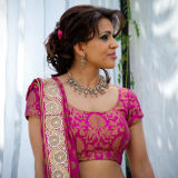Indian bride Marrakech