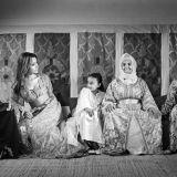 Women in Kaftans