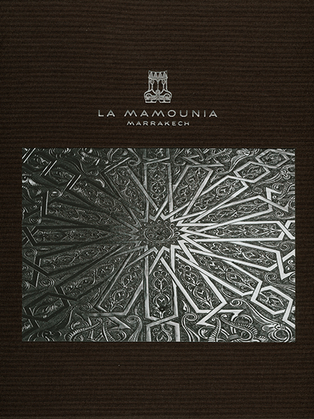 La Mamounia Assouline 2010