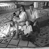 MARYAM MONTAGUE AND HER FAMILY