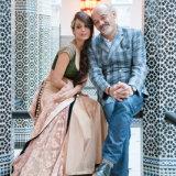 Malaika Arora Khan & Christian Louboutin