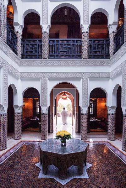 La Mamounia Moroccan Restaurant