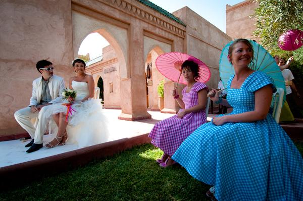 Marriage Villa Marrakesh