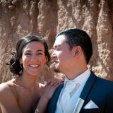 Marriage portrait Morocco