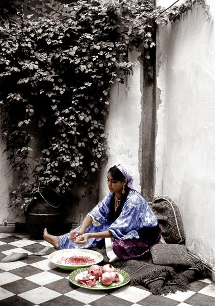 Pomegranites Marrakech