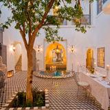 Riad Bell Courtyard