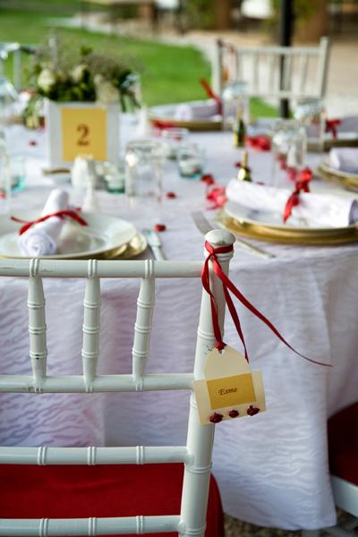 Table wedding Marrakesh