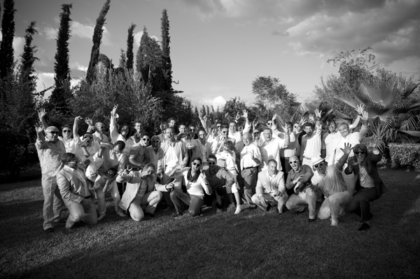 Wedding Group Marrakesh