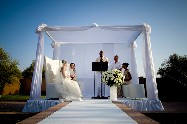 Wedding Maison des Oliviers Marrakech
