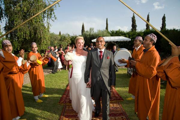 Wedding musicians Marrakesh