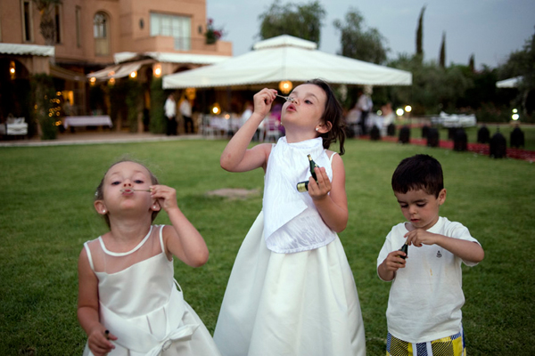 children wedding Marrakech