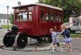 Model T railcar