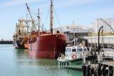 Timaru port
