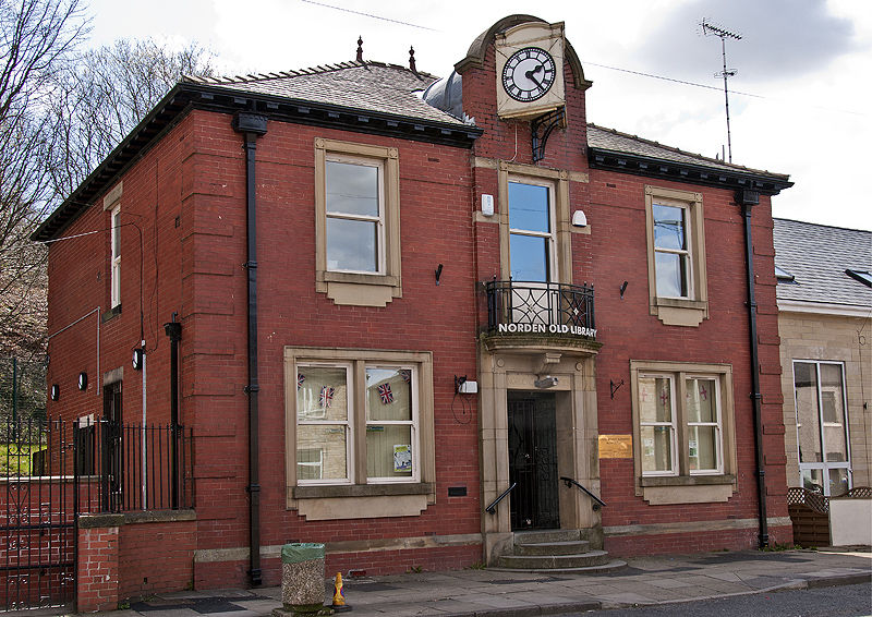 Norden Old Library